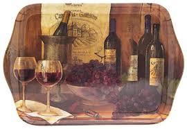 Купить <b>Поднос</b> Gift'n'Home ML-02 <b>винтажные вина</b> по низкой ...