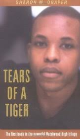 tears of a tiger sharon m draper paperback used  tears of a tiger