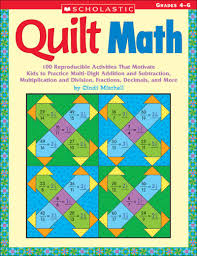 Quilt Math by Cindi Mitchell | Scholastic & Book - Quilt Math by Cindi Mitchell Adamdwight.com