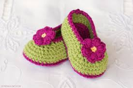 Crochet Patterns For Baby Best Easy to make crochet booties cottageartcreations