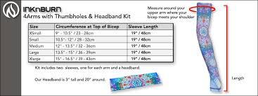 Mummy Headband 4arms Kit