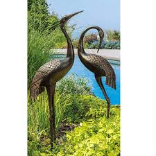 garden cranes. BJ\u0027s Cast Iron Garden Cranes $139 S