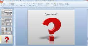 Nice Powerpoints Awesome Questions Answers Powerpoint Templates
