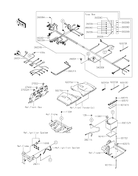 2015 kawasaki mule pro fxt kaf820bff chassis electrical equipment parts best oem parts diagram for 2015 kawasaki mule pro fxt kaf820bff chassis electrical