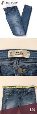 11 Valid Hollister Skinny Jeans Size Chart