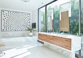 Modern Marble Bathroom Designs Excellent White Marble Master Bathroom Ideas And Bathrooms