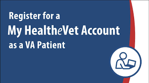 Register for a My HealtheVet Account as a VA Patient - YouTube