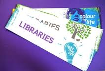 Library Bags And Bookmarks Colour Your Life