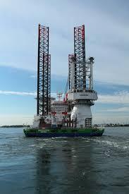 Jack Up Rig Design Criteria Innovation Overdick Offshore Engineering Naval