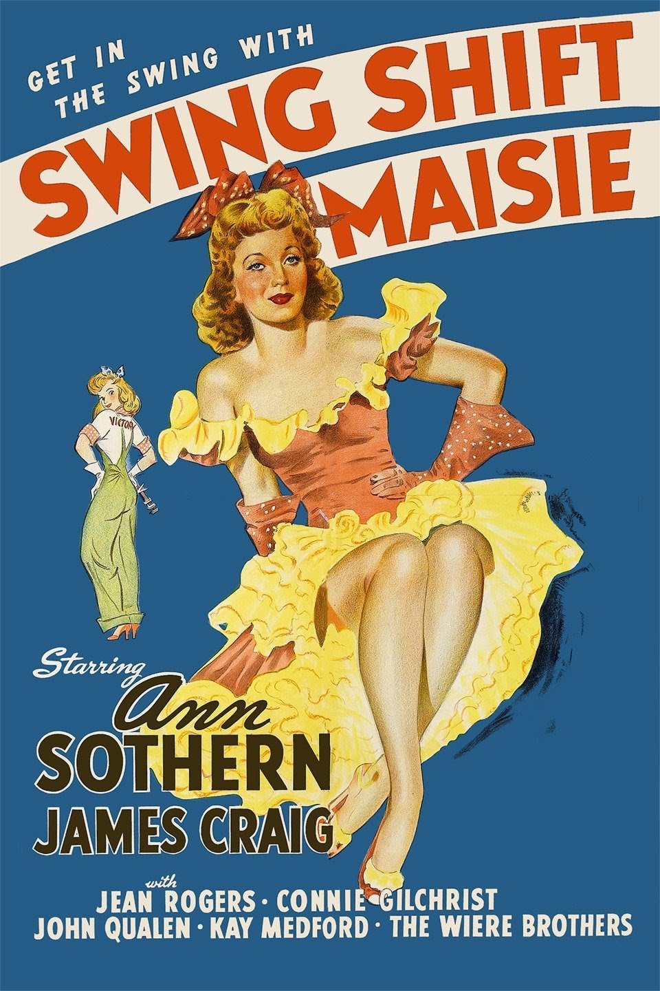Image result for swing shift maisie 1943