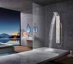 샤워기수전nbspelbe Duschpaneel Edelstahl Mit Thermostat