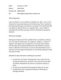 40 Academic Dismissal Appeal Letter Berlinrussianet Stunning Academic Appeal Letter
