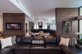 living room wall wood panels design black gloss wood sodeboard black glass coffee table top amazing