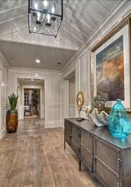 coastal inspired entryway with engineered white oak hardwood flooring entryway entry foyer entrywaydesign