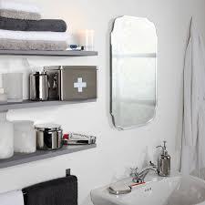 Vintage Bathroom Mirrors - Home Design Minimalist pertaining to Vintage  Style Bathroom Mirrors (Image 25
