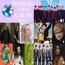 Global Album Chart World Music Awards Korean Boy Group X1 Shoots To The Top
