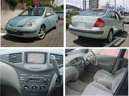 1999 Toyota Prius – pictures, information and specs - Auto ...