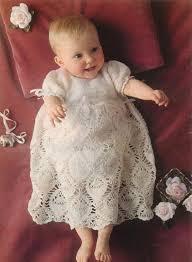 Free Crochet Christening Gown Patterns Magnificent Inspiration Design