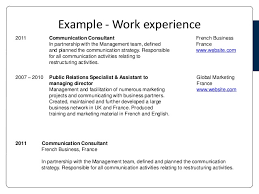 cltraining internship college credits accounting finance public    public relations
