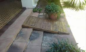 garden designs wood pallet ramp for entryway stair throughout designs designs