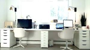 wonderful desks home office. Contemporary Desks Wonderful Two Sided Desk Double Desks Home Office Corner  Black Furniture To Wonderful Desks Home Office I
