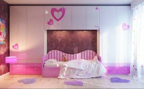Pink Bedroom Decorating Bedroom Decor Beautiful Pink And Purple Girls Bedroom Decor With