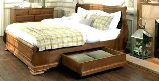 oak queen sleigh bed frame – comoganareninternet.co