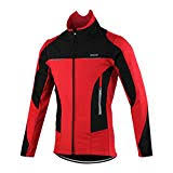 <b>Arsuxeo Winter Warm Up</b> Thermal Softshell Cycling Jacket Review