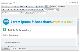 Sharepoint Knowledge Base Template 2013 Sharepoint Knowledge Base Bamboo Solutions