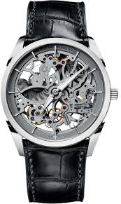 new skeleton watches for men that have absolutely nothing to hide parmigiani tonda 1950 squelette watch in white gold is an elegant interpretation of skeletonisation a