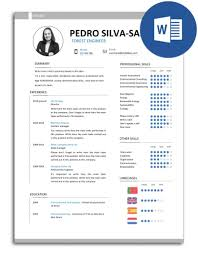 The Best Cv Models Fully Editable In Word - Job 30 Days