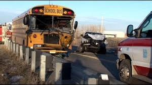 School Bus Hit by Pickup Truck | News | kulr8.com