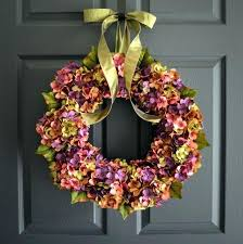 large outdoor wreaths door ideas wreaths front door wreaths large outdoor wreaths beautiful wreaths blended hydrangea