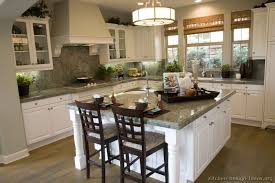 58 traditional white kitchen
