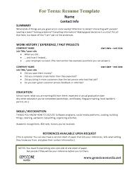 Sample Teen Resume Teenage Resume Example] 100 images sample resume teenager 63