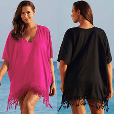 plus size cover up plus size swimsuit coverup ebay