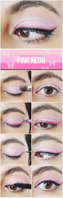 rave makeup inspiration