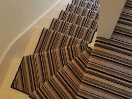 Striped Stairs Portfolio Carpets The Flooring Group