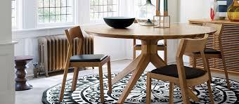 contemporary cross round table matthew hilton case furniture