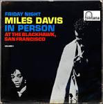 Miles Davis in Person, Vol. 1