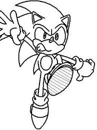 Sonic Coloring Pages To Print Coloring Pages To Print