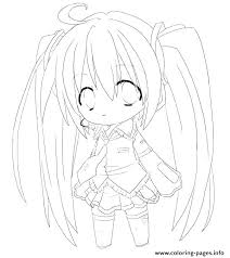 Anime Coloring Pages Easy Top Free Printable Anime Coloring Pages