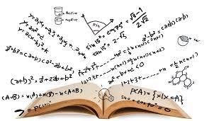 找補習老師 - 書本上有大量數學公式