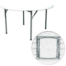 plastic table costco plastic folding round tables stunning plastic folding round banquet catering image with folding