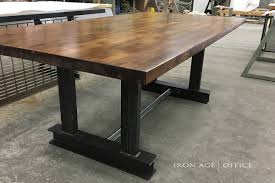 industrial office desks. Glenn Conference Table | Industrial Desk Office Furniture Desks F