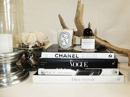 chanel coffee table books luxe