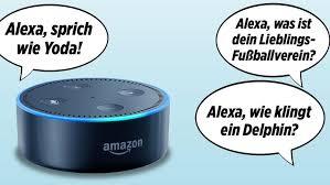 Amazons Alexa Die Lustigsten Sprüche Und Befehle Digital Bildde