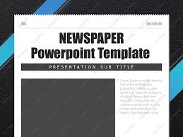 newspaper ppt template newspaper powerpoint template goodpello