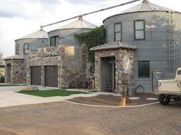Grain Bin Home Silos Converted To Houses Non Traditional Homes
