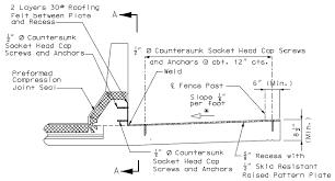 expansion joint concrete sidewalk. image:751.13 sidewalk details- part section thru center of expansion device.gif joint concrete